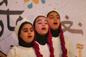 نخستین مهرواره سرود «آفرینش» کانون خوزستان در اهواز - 3