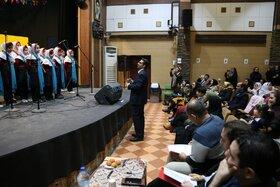 نخستین مهرواره سرود «آفرینش» در کانون استان قزوین برگزیدگان خود را شناخت