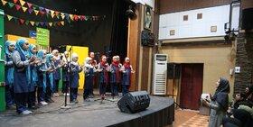 برگزاری نخستین مهرواره سرود «آفرینش» در کانون استان قزوین