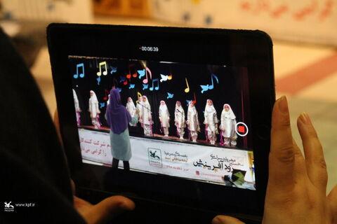 مرحله استانی مهرواره سرود آفرینش در کانون آذربایجان شرقی