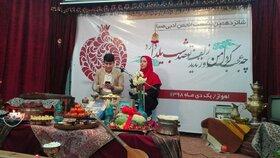 شانزدهمین نشست انجمن ادبی صبا کانون خوزستان در اهواز