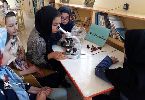 هفته پژوهش در مراکز کانون پرورش فکری استان اردبیل