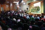 نخستین مهرواره سراسری سرود آفرینش/ کانون فارس