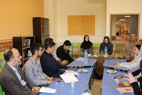 انجمن ادبی آفرینش در کانون استان خراسان شمالی