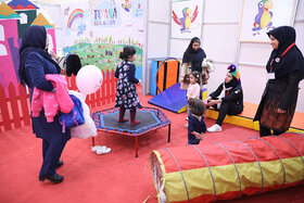 حضور ۲۸ شرکت در نمایشگاه ترویجی بازی و اسباببازی