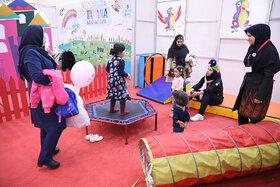 شادپیمایی عروسکها در پنجمین جشنواره ملی اسباببازی