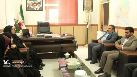 «کودکان و آینده» محور سخنان مدیرکل کانون سیستان و بلوچستان و فرماندار نیمروز