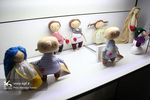 نمایشگاه شهر عروسکها در پنجمین جشنواره ملی اسباببازی
