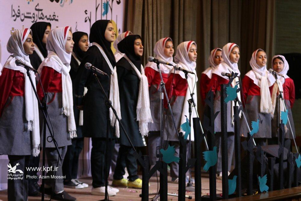 آغاز رقابت ۱۵ گروه در مهرواره سرود «آفرینش» کانون فارس