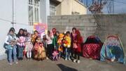 بازی عروسکی همزمان با پنجمین جشنواره اسباببازی در کانون رضی