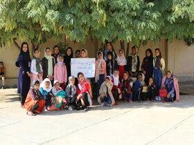 انجمن محیط زیست مرکز بردخون دو کارگاه آموزشی برگزار کرد