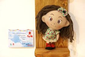 نمایشگاه عروسکهای ایرانی
