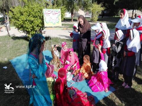 اولین مرحله اجرای فعالیت های بازی محور مراکز کانون استان بوشهر