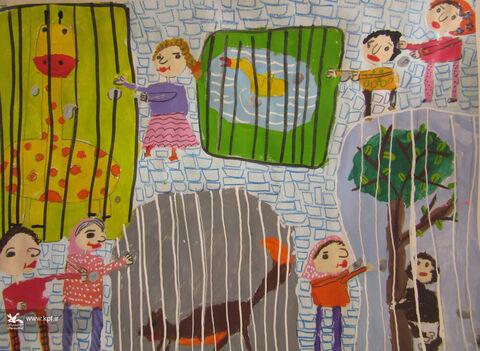 اعضای کانون لرستان 2 دیپلم افتخارمسابقات بین المللی نقاشی راکسب کردند