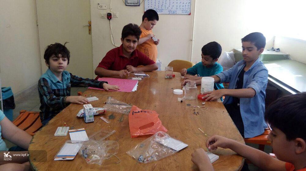 کارگاه های رباتیک استان لرستان