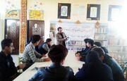 گرامیداشت حماسه ۹ دی در کانون دولتآباد