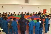 استقبال کودکان و نوجوانان از فعالیت بازی در کانون سمنان