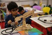 نمایشگاه ترویجی بازی و اسباببازی پنجمین جشنواره ملی اسباببازی