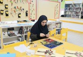 مربی کانون پرورش فکری اصفهان منتخب جشنواره ملی اسباب بازی شناخته شد