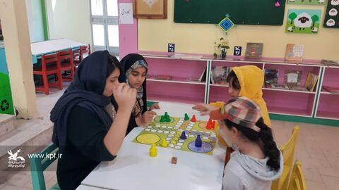 انجام فعالیتهای بازی محور در مراکز فرهنگی هنری کانون مازندران