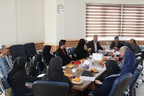 شورای راهبری توسعه مدیریت برگزار شد.