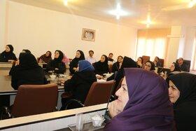 نشست مسئولین مراکز شهرکرد دی ماه 1398