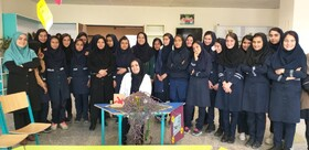 برگزاری ویژه برنامه ی ولادت حضرت زینب(س)و  روز پرستار