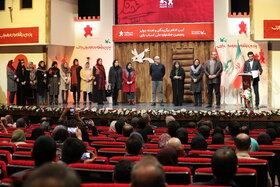 آیین تجلیل از برگزیدگان پنجمین جشنواره ملی اسباببازی