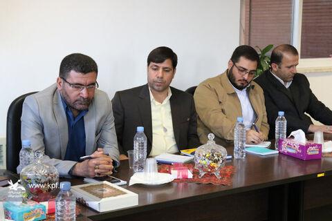 سومین کمیسیون منطقهای مسوولین حراست کانون در مازندران