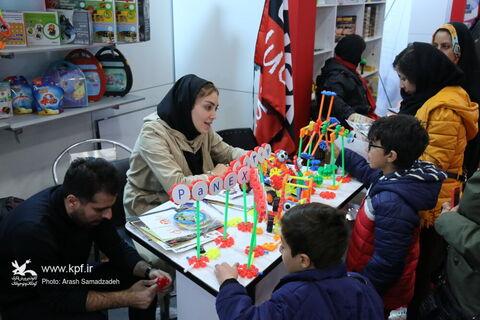 پنجمین جشنواره ملی اسباببازی