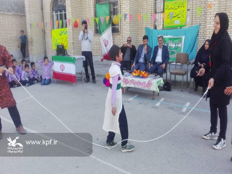 مراکز فرهنگی هنری کانون استان بوشهر فعالیت های بازی محور انجام می دهند