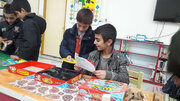 استقبال کودکان و نوجوانان لرستانی از فعالیت بازی درمراکز کانون