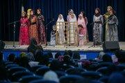 پایان نخستین مهرواره سرود آفرینش در کرمانشاه