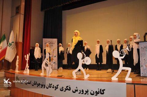 مرحله استانی نخستین مهرواره«سرود آفرینش» در البرز (1)