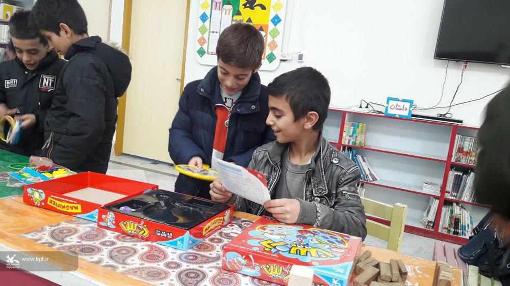 جشنواره  اسباببازی در مراکز کانون لرستان