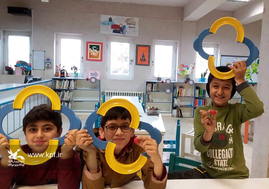 انجام فعالیتهای بازی محور در مراکز فرهنگی هنری کانون مازندران 2