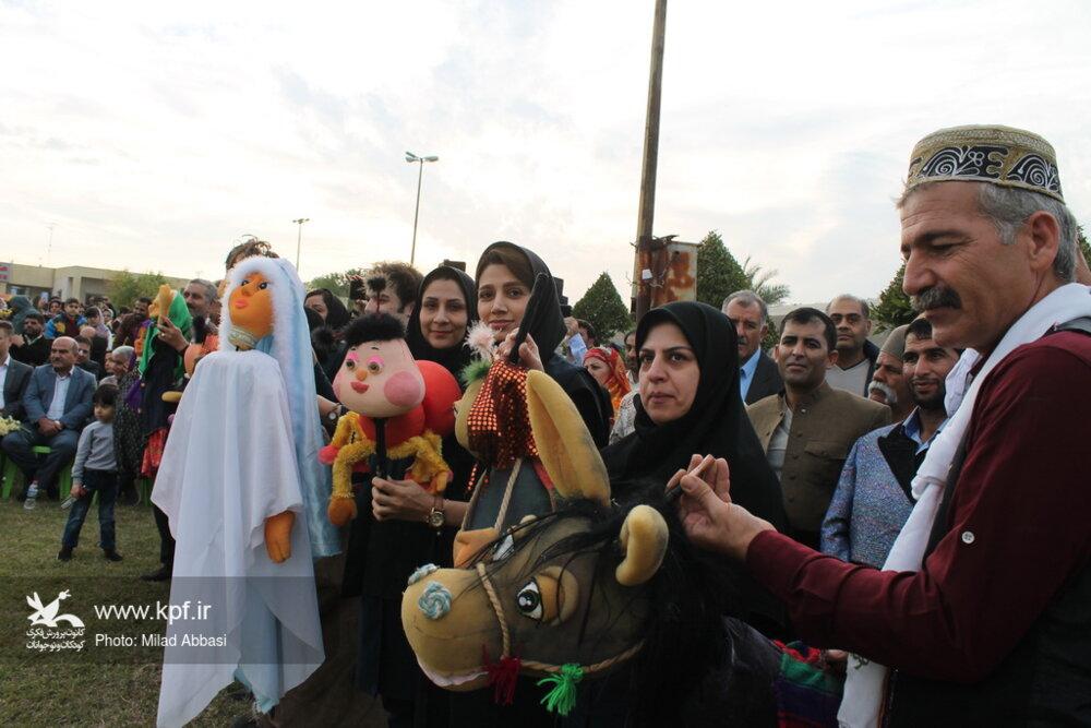 حضور کاروان نمایشی کانون در هشتمین جشنواره ملی «گل نرگس» بهبهان