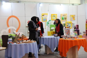 ارایه تولیدات کانون در جشنواره ملی اسباببازی