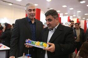 ظرفیت تولید بازار اسباببازی در ایران بسیار بالاست