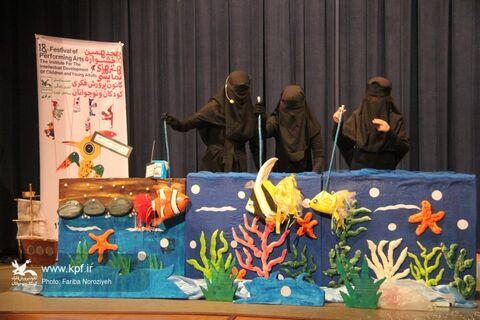 رقابت 12 گروه نمایشی در استان مرکزی