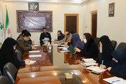 کمیته کودک و نوجوان ستاد دهه فجر گیلان تشکیلجلسهداد