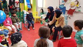 غرفه کانون استان تهران در پنجمین جشنواره ملی اسباب بازی