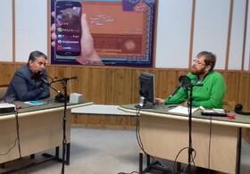 گفتگوی مدیرکل کانون استان اردبیل با برنامه رادیویی «آیایشیغیندا»