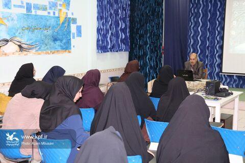 کارگاه آموزش«بحث آزاد» در کانون فارس برگزار شد