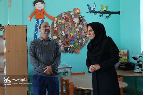 اردوی علمی فرهنگی مراکز سیار کانون کرمان