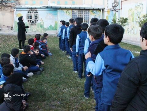 انجام فعالیتهای بازی محور در مراکز فرهنگی و هنری کانون استان قزوین