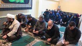 برگزاری مراسم یادبود شهید سردار قاسم سلیمانی در کانون استان قزوین