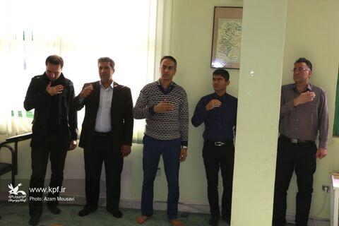 بزرگداشت سردار سلیمانی/ کانون فارس