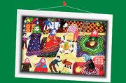برگزیدگان هفتمین مسابقه بینالمللی دوسالانه نقاشی تاشکند (۲)