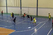 مسابقه فوتسال تیم کانون مازندران و گلستان در ساری برگزار شد